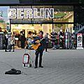 Scènes de rue à berlin