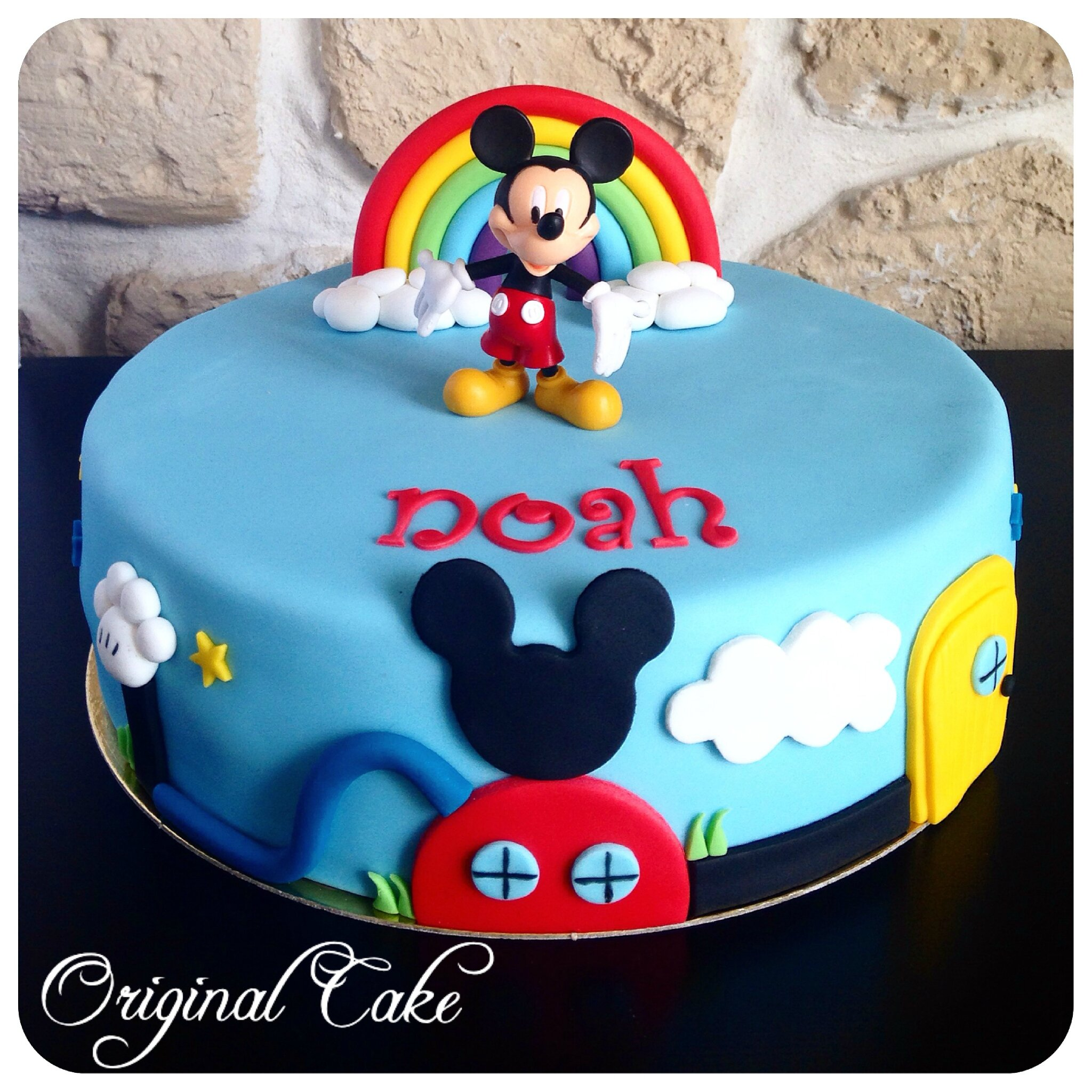 Célèbre Gateau la maison de mickey – Home baking for you blog photo KE04