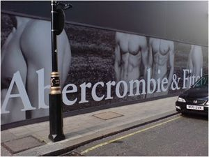 A&F, London (Burlington Gdns, behind Royal Acad)