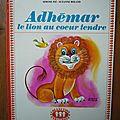 Adhémar le lion