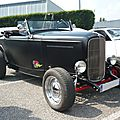 Ford hot rod roadster 1932