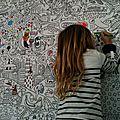 Flyingcoloringwall