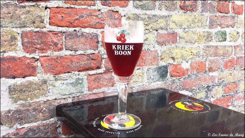 Kriek boon bière