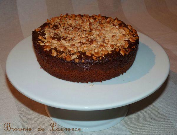 Brownie de Laurence