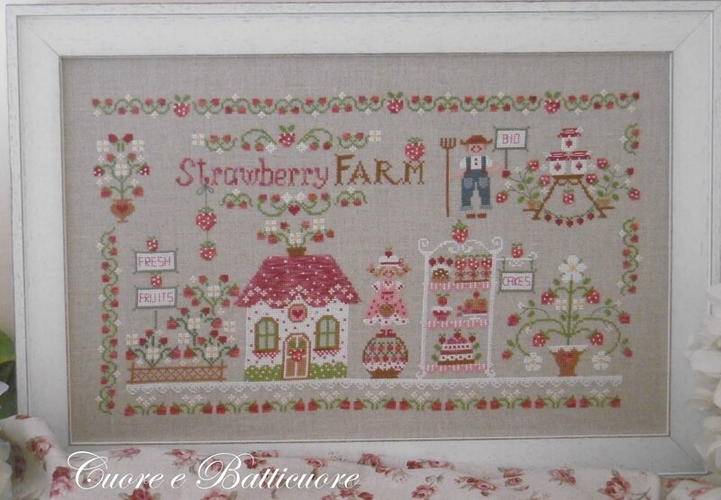 strawberry farm 4