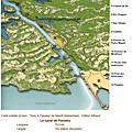 CANAL DE PANAMA CARTE