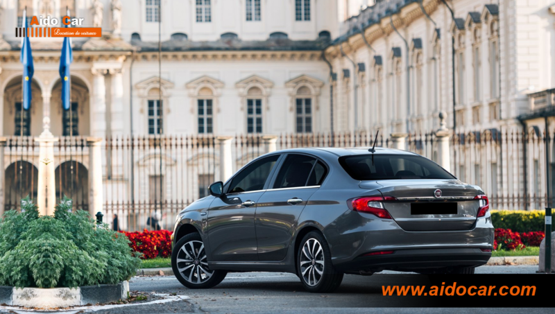 location fiat Tipo casablanca - 2