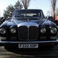 Daimler s 420 limousine 1964 à 1992, retrorencard 2011