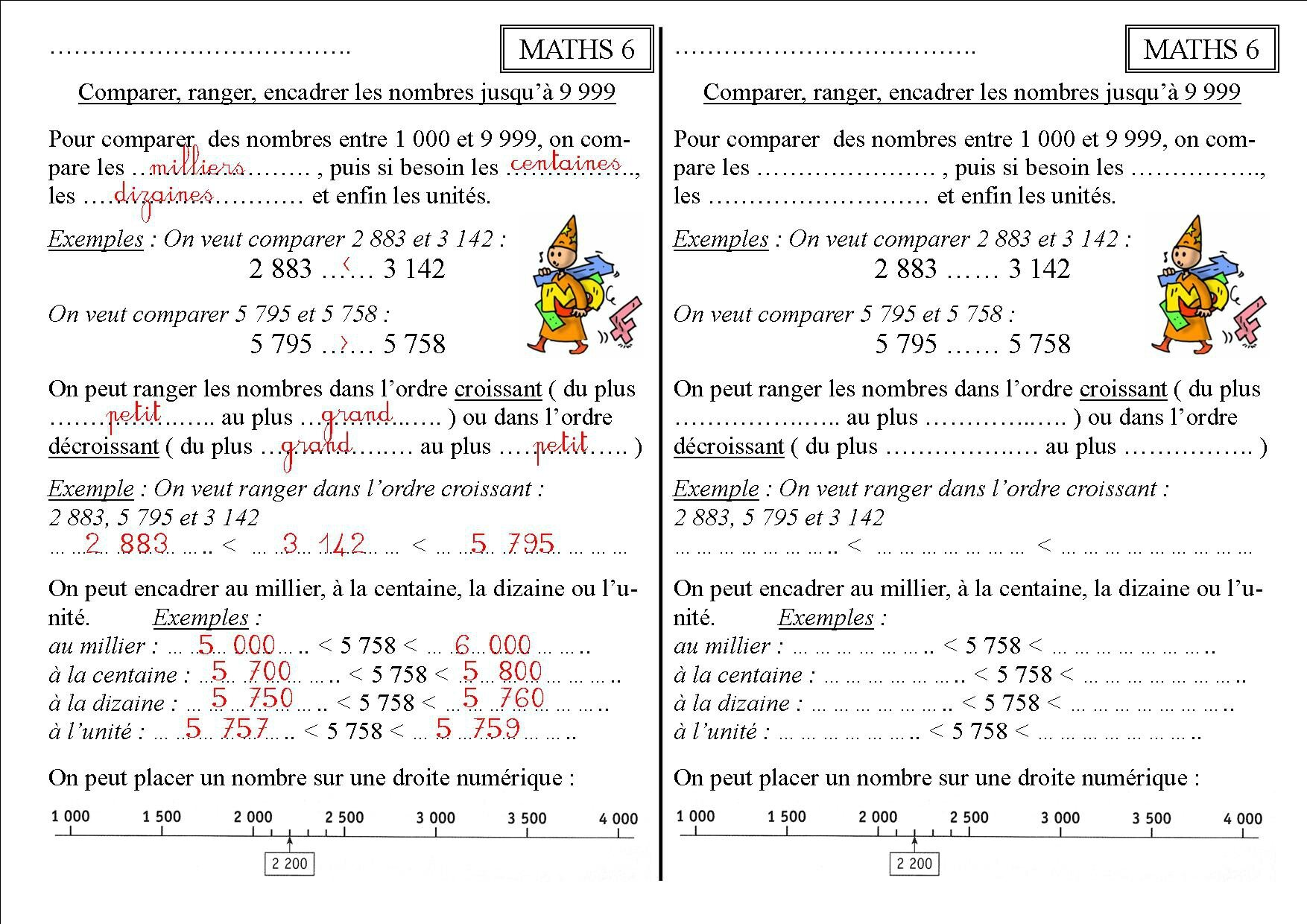 Multiplication le on multiplication ce2 ateliers pour for Mathematique ce2 multiplication