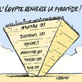 Du haut de ses pyramides...