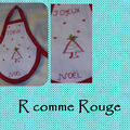 Marquise voit rouge