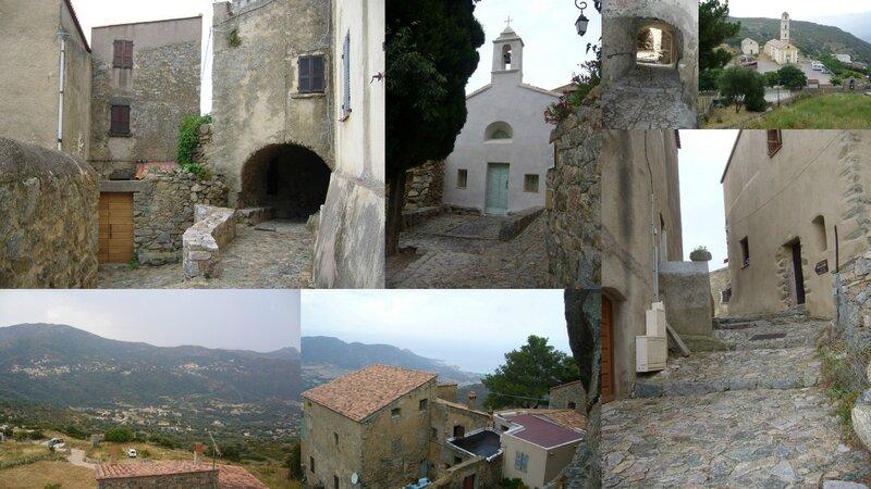 village de San Antuninu