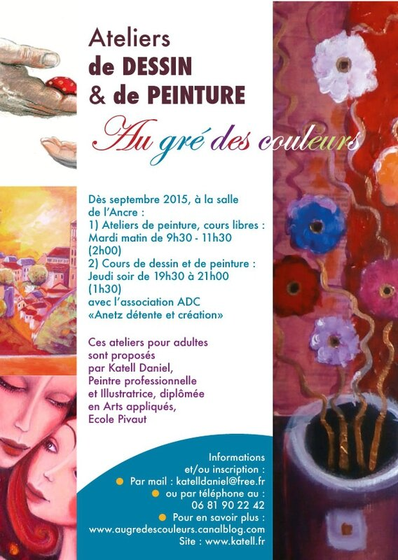 0 flyer cours dessin 2