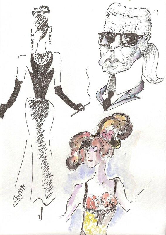 n°80-défi 154 Haute couture