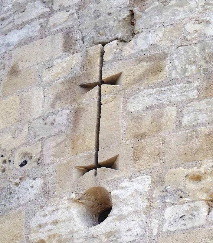 Meurtrière de la tour