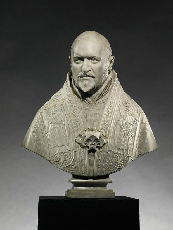 J. Paul Getty Museum acquires recently rediscovered 'Bust of Pope Paul V' by Bernini