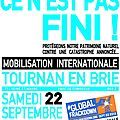Journée Internationale contre la Fracturation Hydraulique