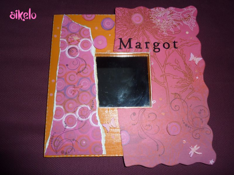Miroir Margot