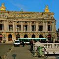 Splendeur de l'Opéra de Paris.
