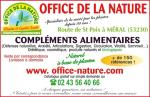 Office de la nature 2014 sponsoring