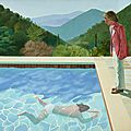 David hockney at tate britain, 9 february 2017 - 29 may 2017