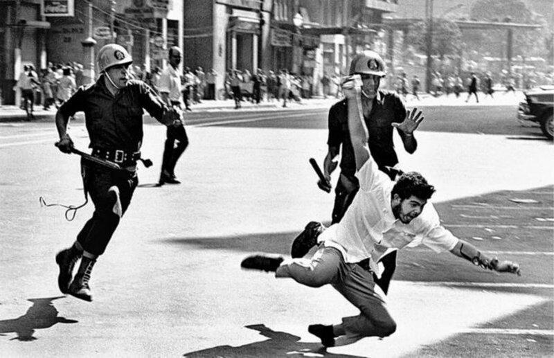 A REPRESSÃO QUE SE SEGUIU AO GOLPE MILITAR E A CAPA DO GLOBO DE DIA 2 DE ABRIL DE 1964
