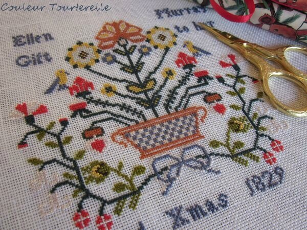 Ellen Murray 1829 sampler 05