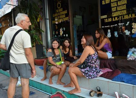 hua hin massage squrting