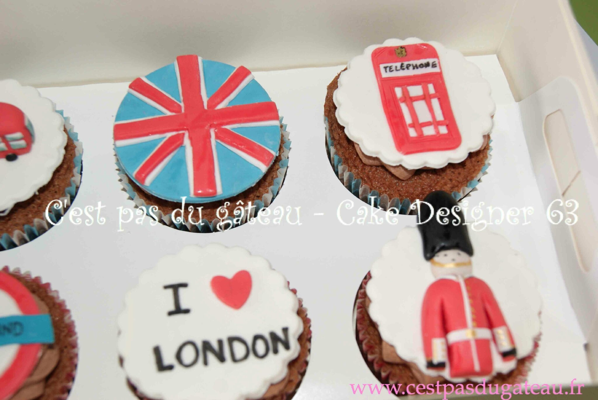 Decoration gateau londres for Decoration theme angleterre