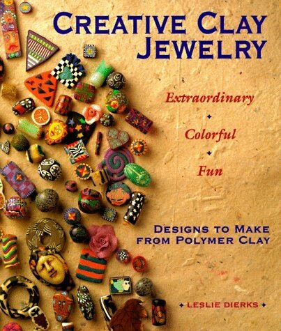 creative clay jewel