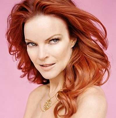 le roux flamboyant de marcia cross - Coloration Roux Flamboyant