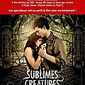 LES RESULTATS : CONCOURS : 6 Posters du film Sublimes Cratures  gagner