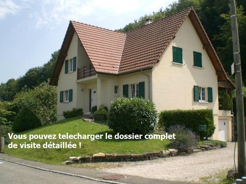 A vendre sans frais d 39 agence propriete sur les hauteurs de ferrette pres - Frais sur achat maison ...