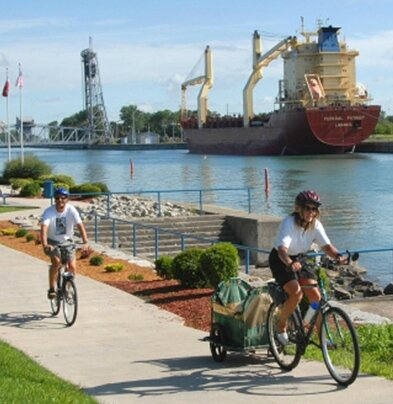 visiting port colborne