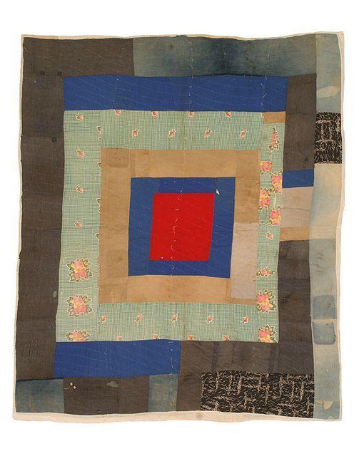pieced quilt 1945