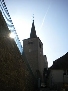 La Collégiale Saint Anatoile 1
