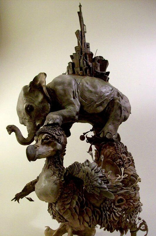 fantasy-creature-sculptures-by-ellen-jewett-6