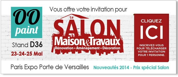 invitations gratuites au salon maison et travaux offertes par d co design. Black Bedroom Furniture Sets. Home Design Ideas
