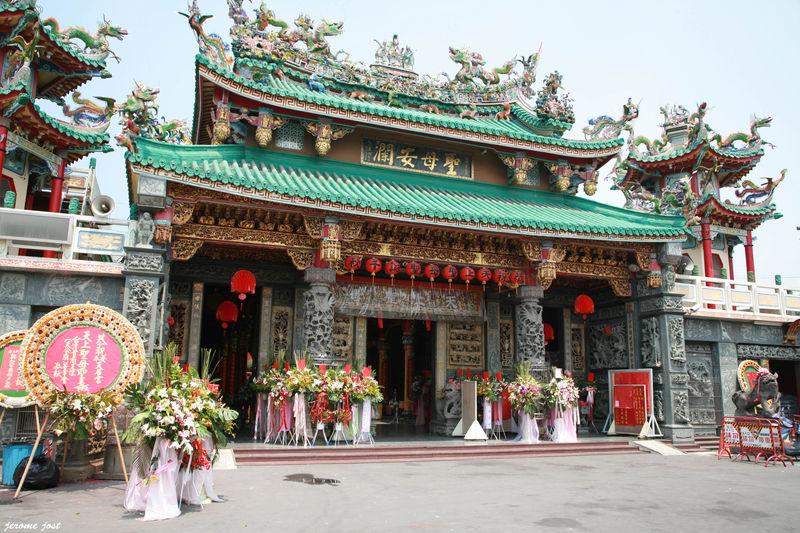 temple à Kaoshuing