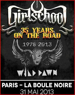 Girlschool_afficheParis31may2013