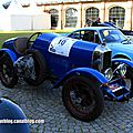 Rally type AZ de 1924 (Paul Pietsch Classic 2014) 01