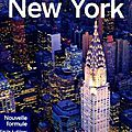 Guide de voyage - lonely planet - new york