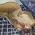 The stadel museum in frankfurt presents two outstanding artists - henri matisse and pierre bonnard