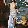 October edition of the burlington magazine features discovery of an unknown painting by titian