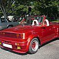 RENAULT 5 cabriolet Custom Illzach (1)