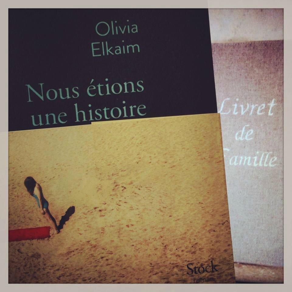 NOUS ÉTIONS UNE HISTOIRE - Olivia ELKAÏM