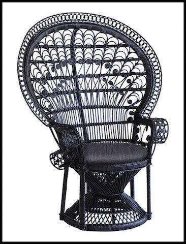 the family love tree peacock chair