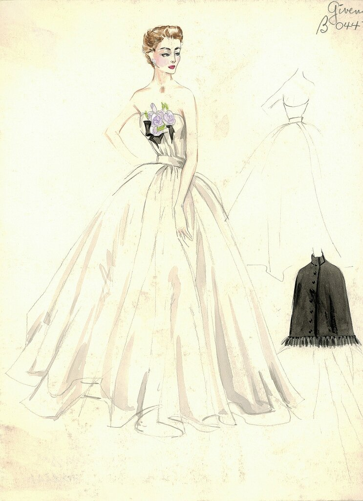 Bergdorf Goodman Archives. Coctail & Evening Dresses: Givenchy
