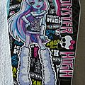 Monster high abbey bominable puzzle 150 pièces clementoni neuf enfant