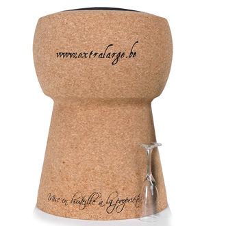tabouret bouchon de champagne decor 39 in id es conseils. Black Bedroom Furniture Sets. Home Design Ideas
